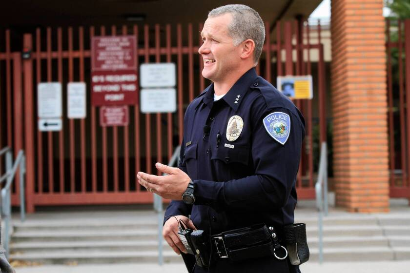 Fontana school police are armed with semiautomatic rifles