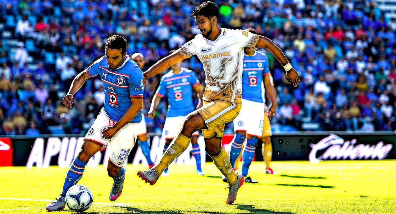 El Apertura 2016 nos trae el choque Cruz Azul vs Pumas, clásico imperdible entre dos equipos trascendentales del futbol mexicano.