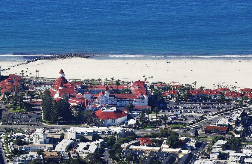 Chinese insurer acquires Hotel del Coronado, resorts in $6 5