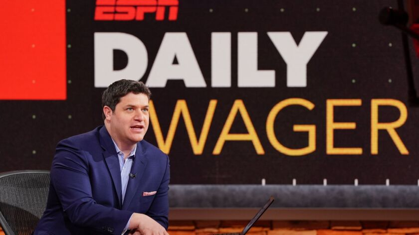 Daily Wager - March 6, 2019