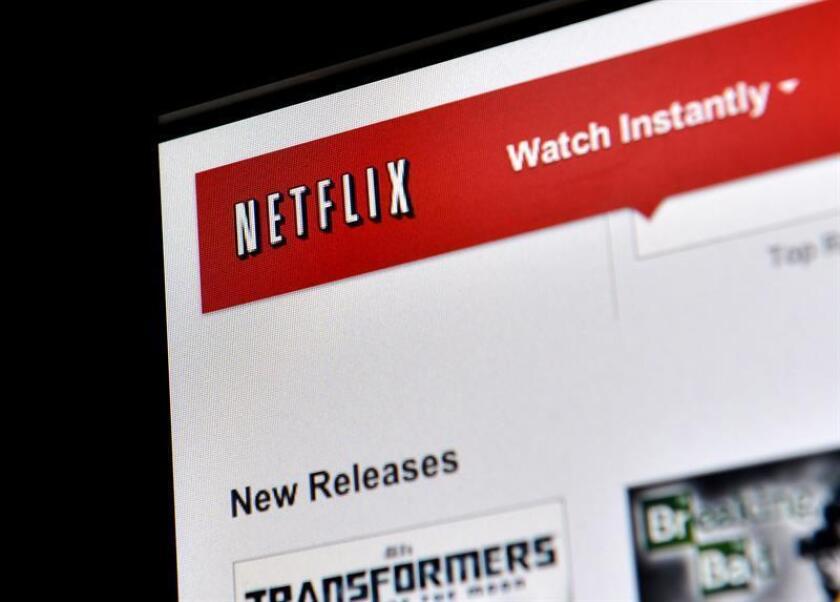 """La plataforma de contenidos digitales Netflix ha rescatado la serie """"Lucifer"""" tras haber sido cancelada en marzo por la cadena Fox, informó hoy el blog especializado Deadline. EFE/Archivo"""