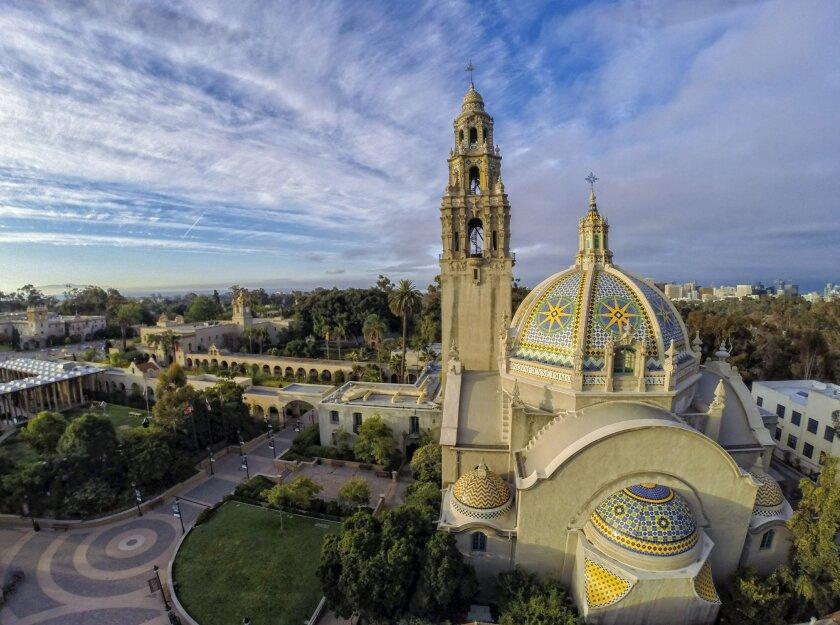 Catorce millones de personas visitan Balboa Park cada año.Eduardo Contreras/Union-Tribune
