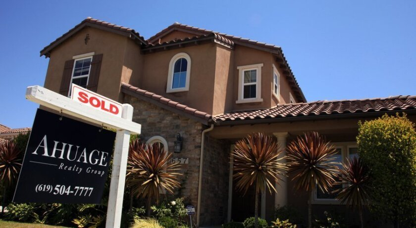 Looking over the next year, Zillow said some markets will likely remain relative flat in home appreciation. Misael Virgen/ UT San Diego