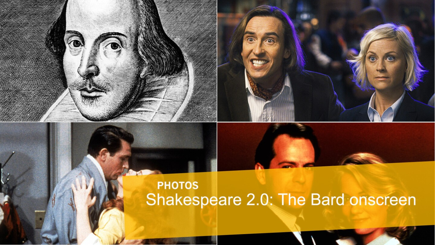 Shakespeare 2.0: The Bard onscreen