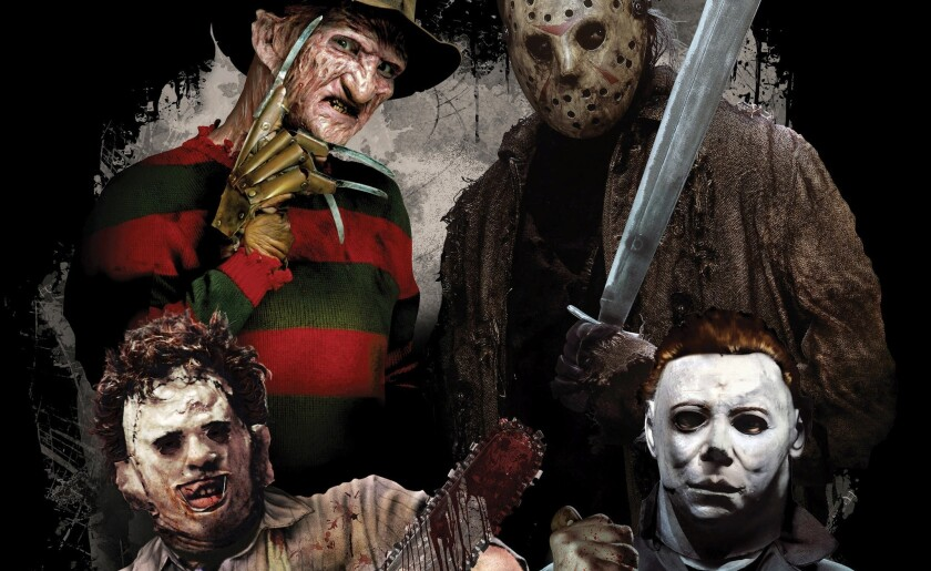 Halloween Horror Night Universal Studios Hollywood