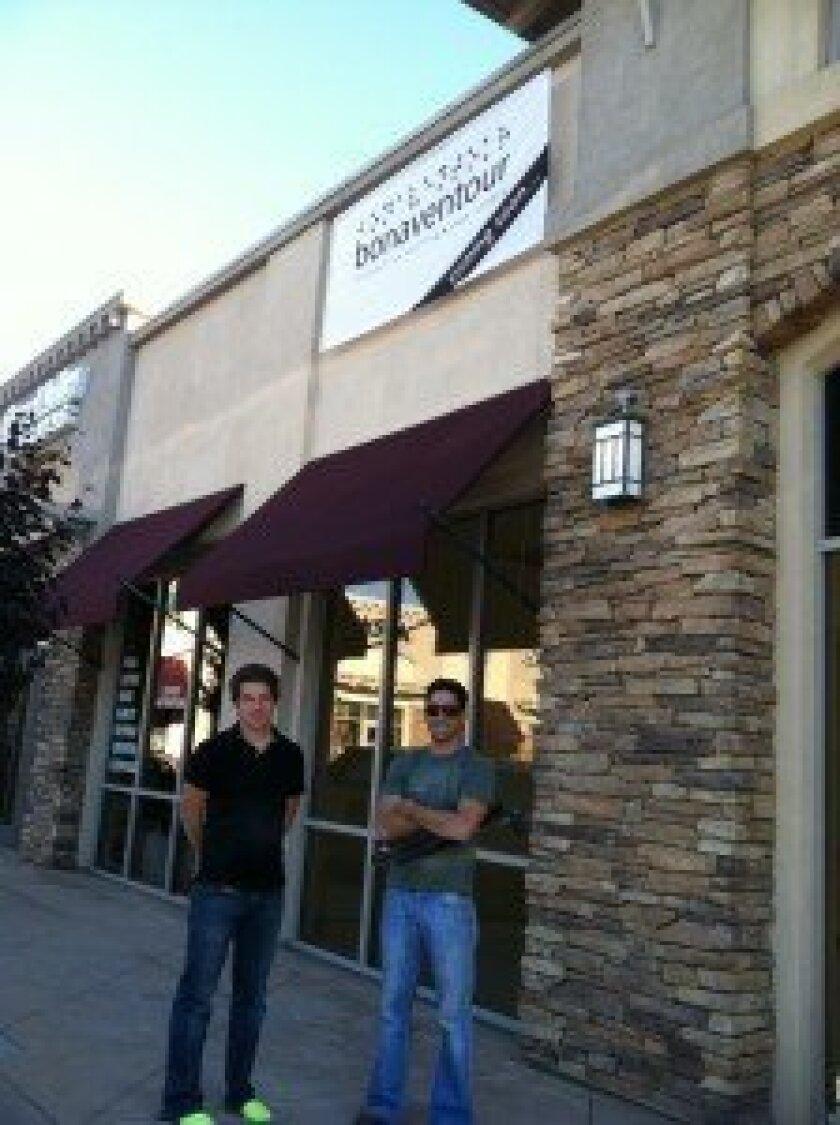 Bonaventour founders Esteban Rodriguez and Eduardo Padilla.