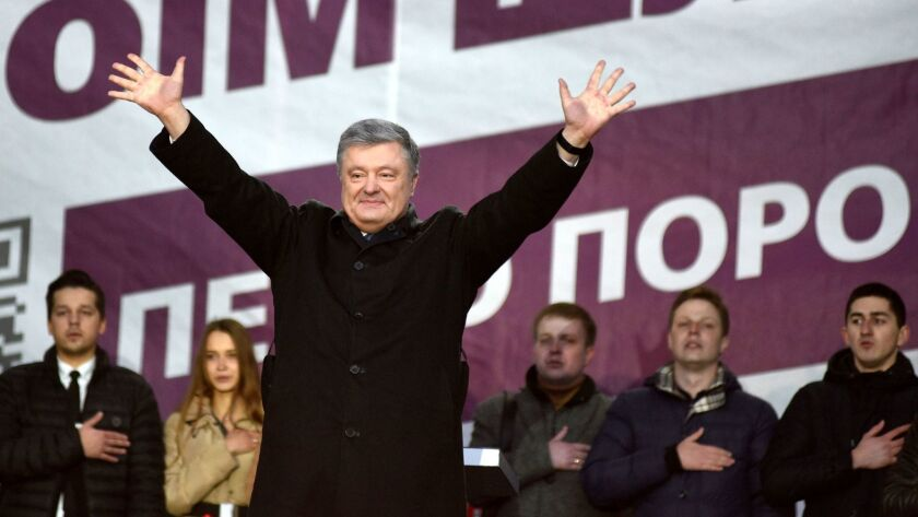 UKRAINE-POLITICS-VOTE-CANDIDATE