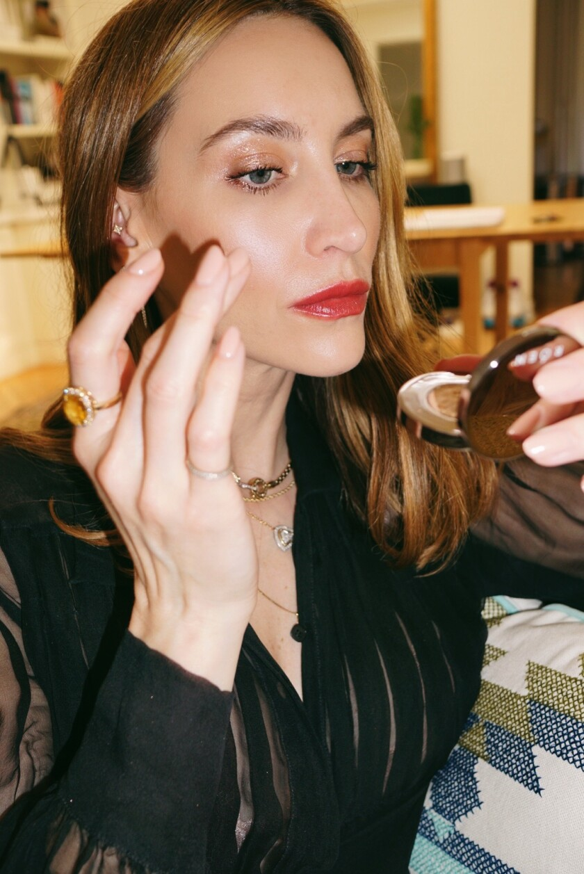 A master class by makeup artist Nikki DeRoest at Saks Fifth Avenue in Beverly Hills will show guests how to create holiday eye looks and more.