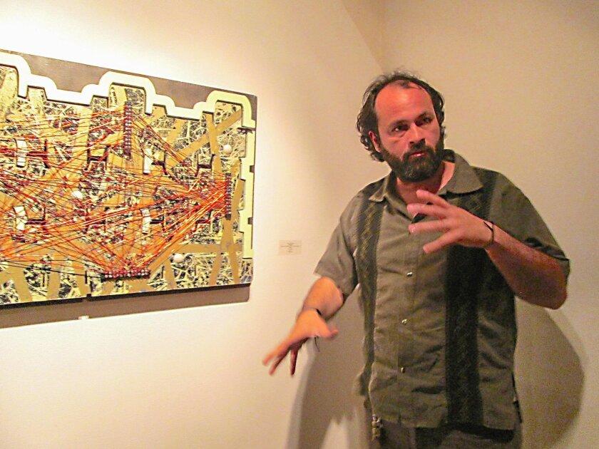 Inside La Caja with Jaime Ruis Otis