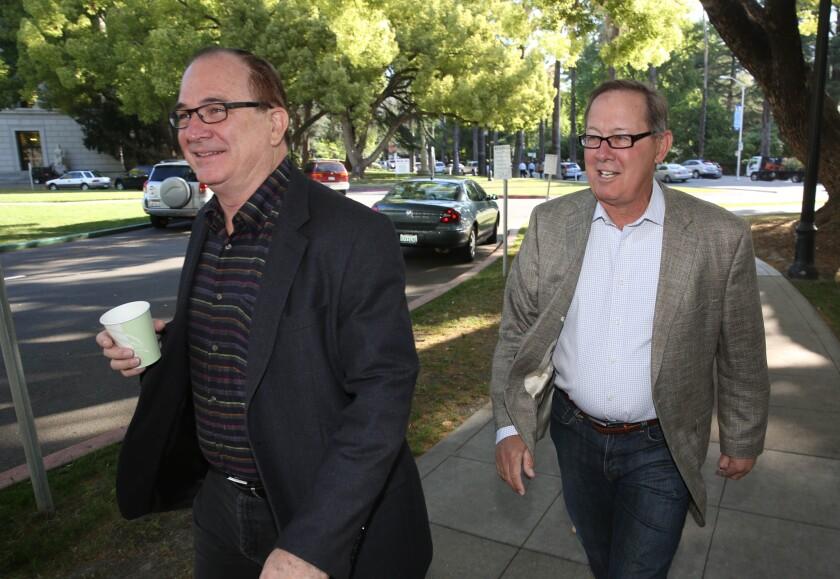 Bob Huff and Tom Berryhill