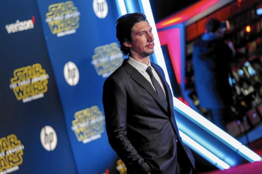 'Star Wars' - Adam Driver