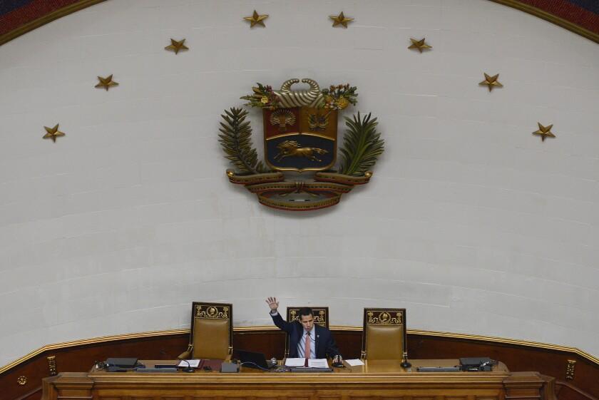 Venezuela Fading Opposition