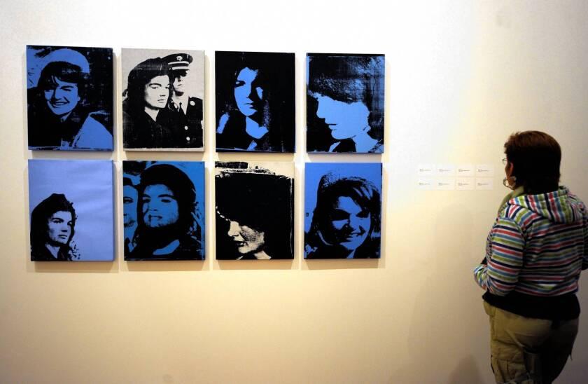 JFK Warhol