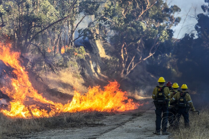 Edison transformer line under scrutiny as possible cause of deadly Saddleridge fire