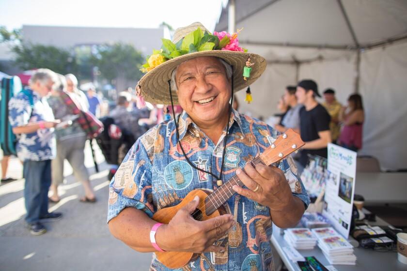 Los Angeles International Ukulele Festival