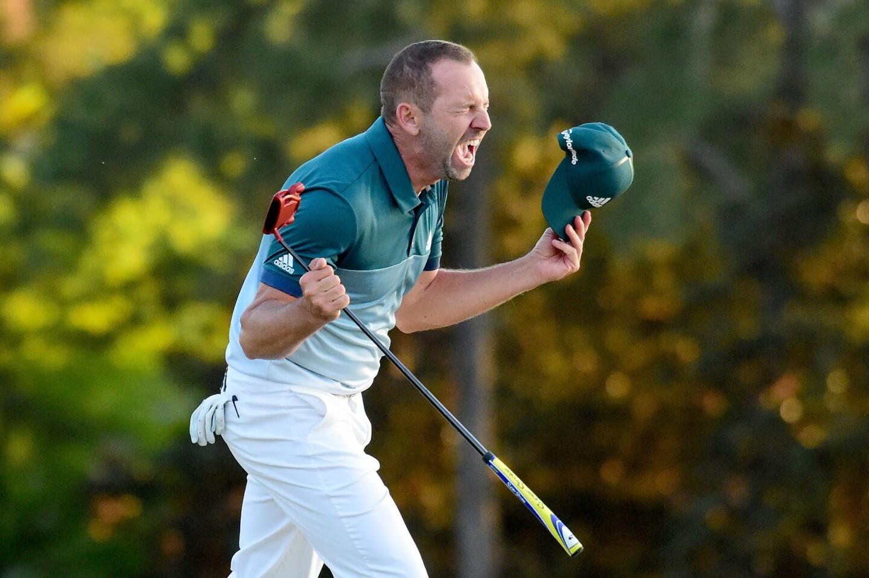 Masters golf tournament 2017