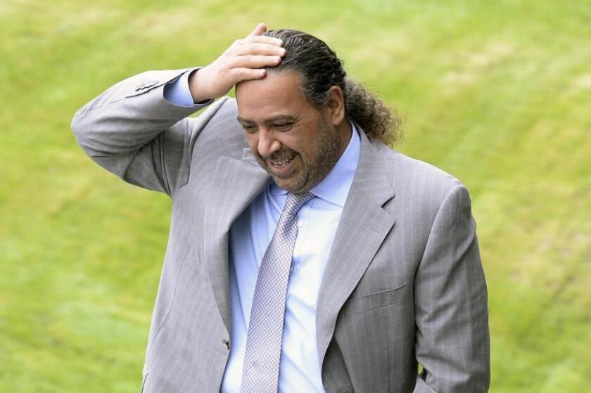 El kuwaití Ahmad Al-Fahad Al-Sabah. EFE/Archivo