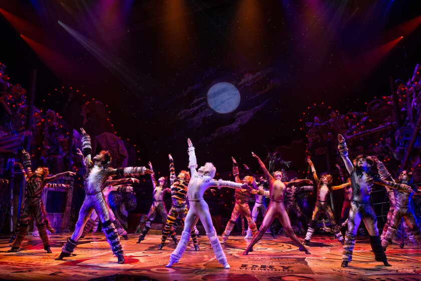Broadway Revival Production of CATS