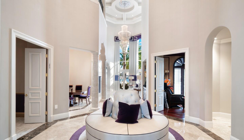 DJ Khaled's custom Miami home