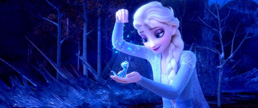 """A scene from """"Frozen 2."""""""