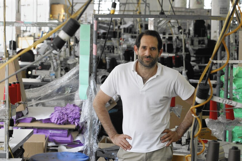 """Ousted CEO Dov Charney: """"My over 25 years of deep passion and commitment for American Apparel will always be the core DNA of the company."""""""