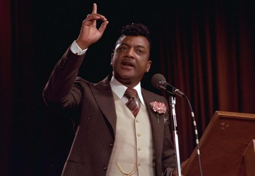 Reverend Ike dies at 74