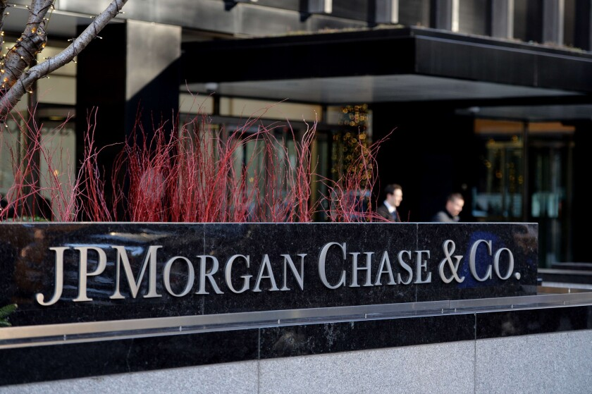 At a 2013 meeting, JPMorgan Chase & Co. advocated that banks strike back against hackers from offshore locations, according to a person familiar with the conversation.