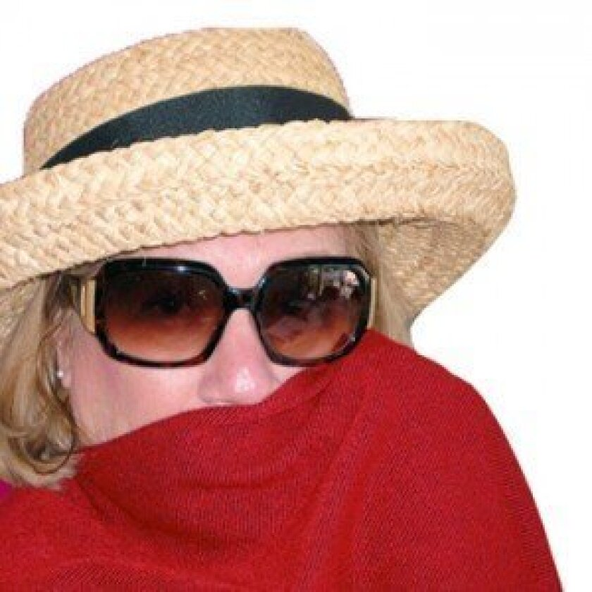 Let Inga Tell You. Look for La Jolla resident Inga's lighthearted looks at life every other week in The La Jolla Light.