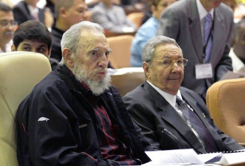 Cuba leader Raul Castro says new term will be his last