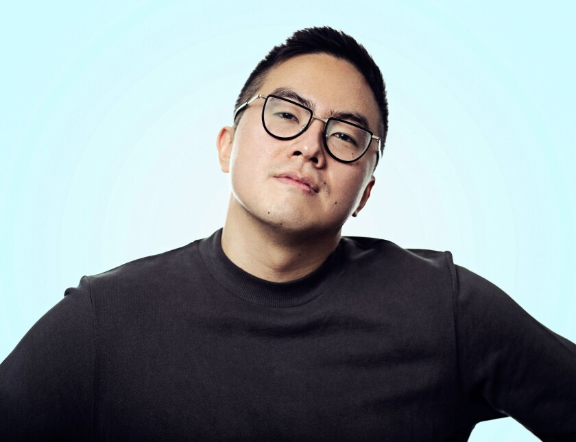 Bowen Yang, one of three performers added to the cast of 'Saturday Night Live' for Season 45.