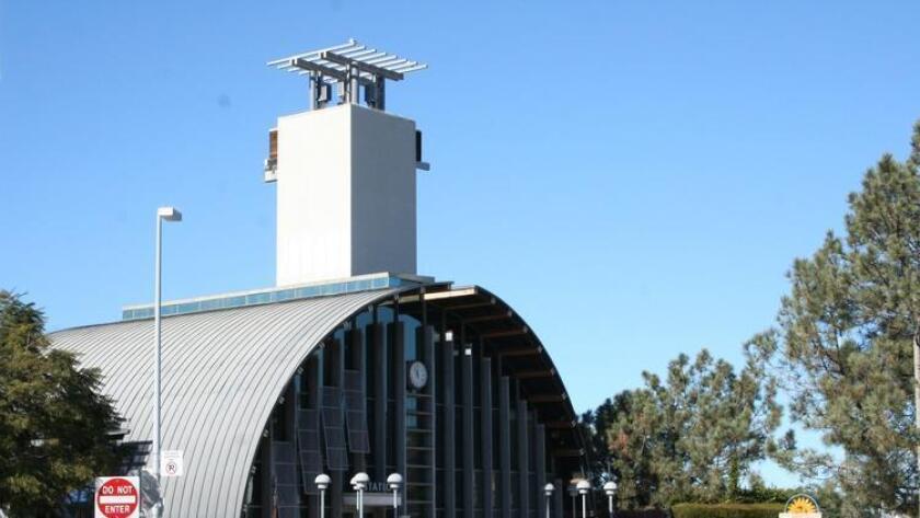 Solana Beach Transit Center