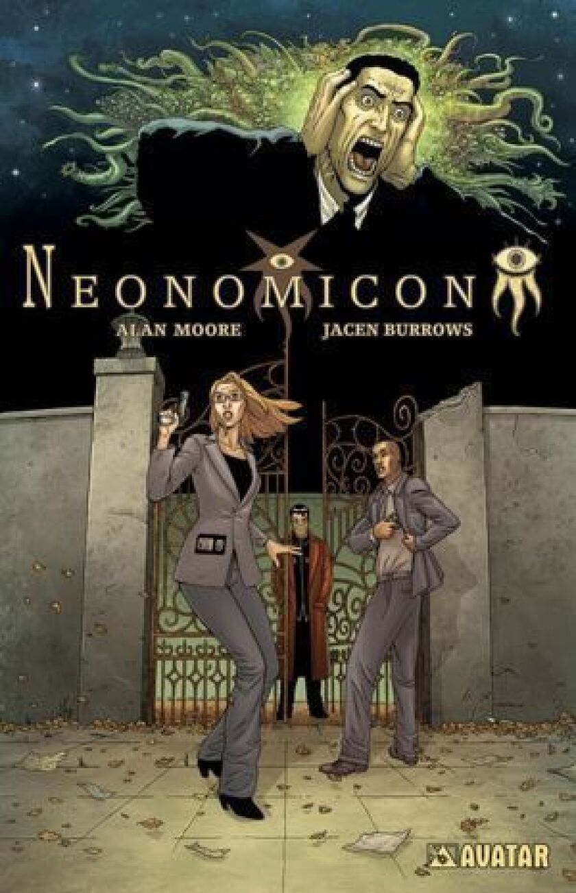 Alan Moore graphic novel banned from South Carolina library