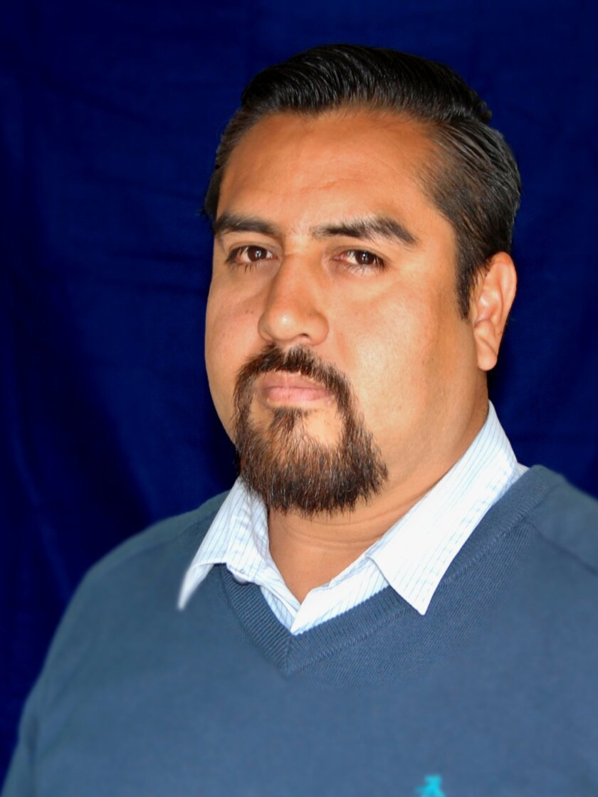 Armando Leon is a history and AVID teacher at Mar Vista Academy in San Diego.