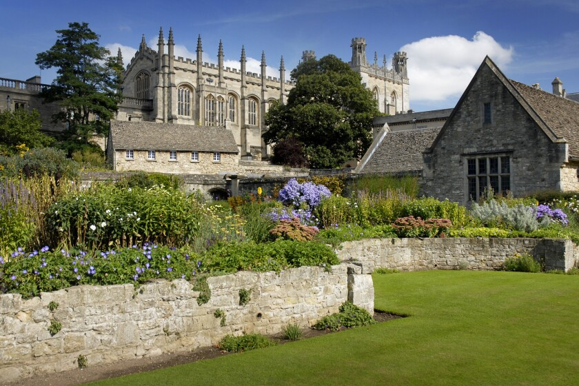 Spend a week next summer in England at Oxford, which offers more than 60 courses on history, culture and more.