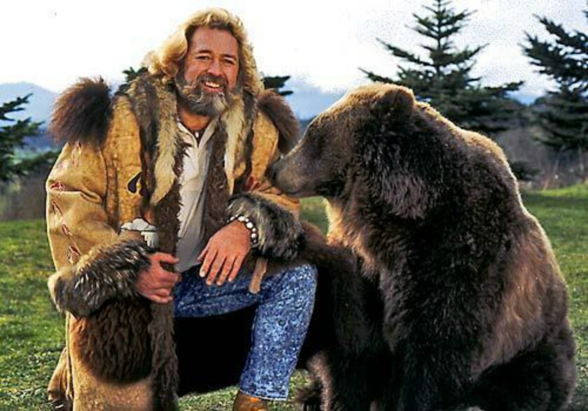 Actor Dan Haggerty, TV's 'Grizzly Adams,' dies at 73 - Los Angeles ...