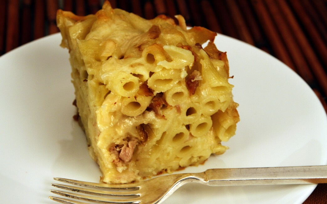 Palazzio's macaroni and cheese