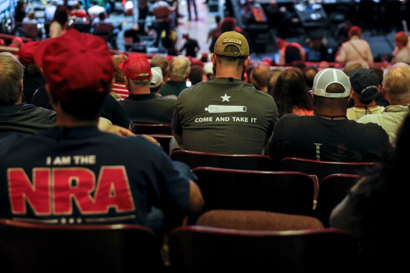 NRA convention
