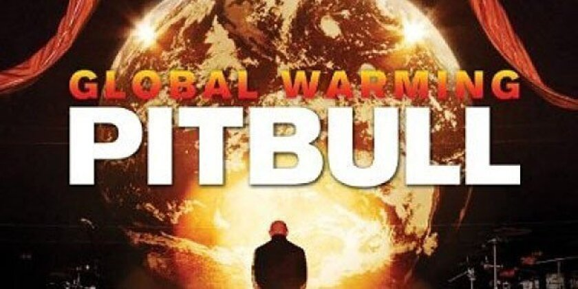 Review: Pitbull's 'Global Warming' boasts beats, cameos and shamelessness