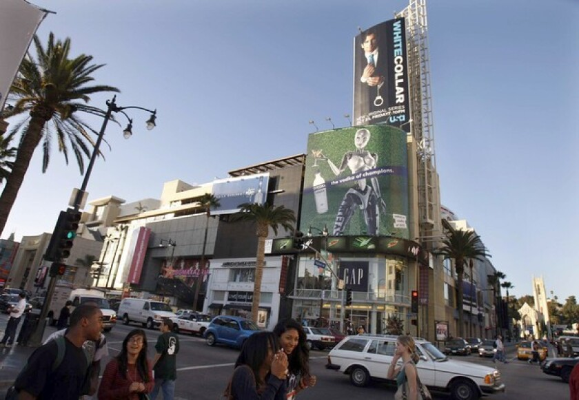 The Hollywood & Highland center has sold for an undisclosed amount.