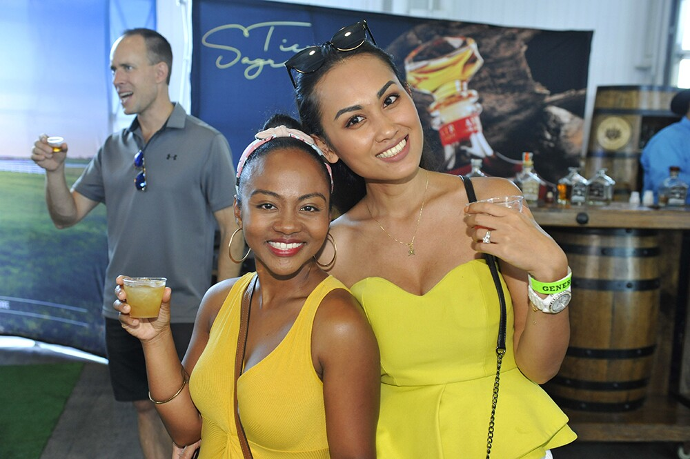 Guests at the San Diego Spirits Festival raised a glass to cocktail tastings, live music, panels and more at Broadway Pier on Sunday, Aug. 25, 2019.