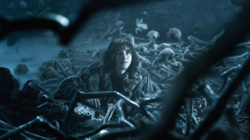 GAME OF THRONES episode 40 (season 4, episode 10): Isaac Hempstead Wright. photo: courtesy of HBO