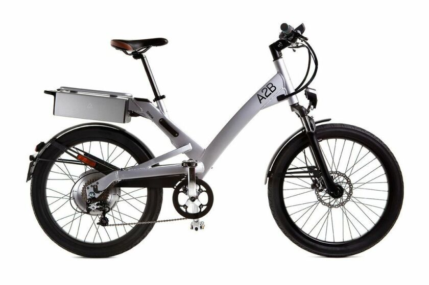 A2B's Shima electric bicycle