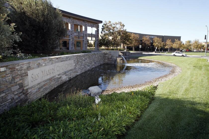 October 25, 2012_San Marcos, California_USA_| At the urging of Mayor Jim Desmond, the San Marcos Cit