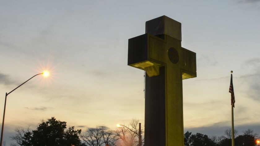 The U.S. Supreme Court will hear an appeal from defenders of the Peace Cross, which stands in Bladensburg, Md.