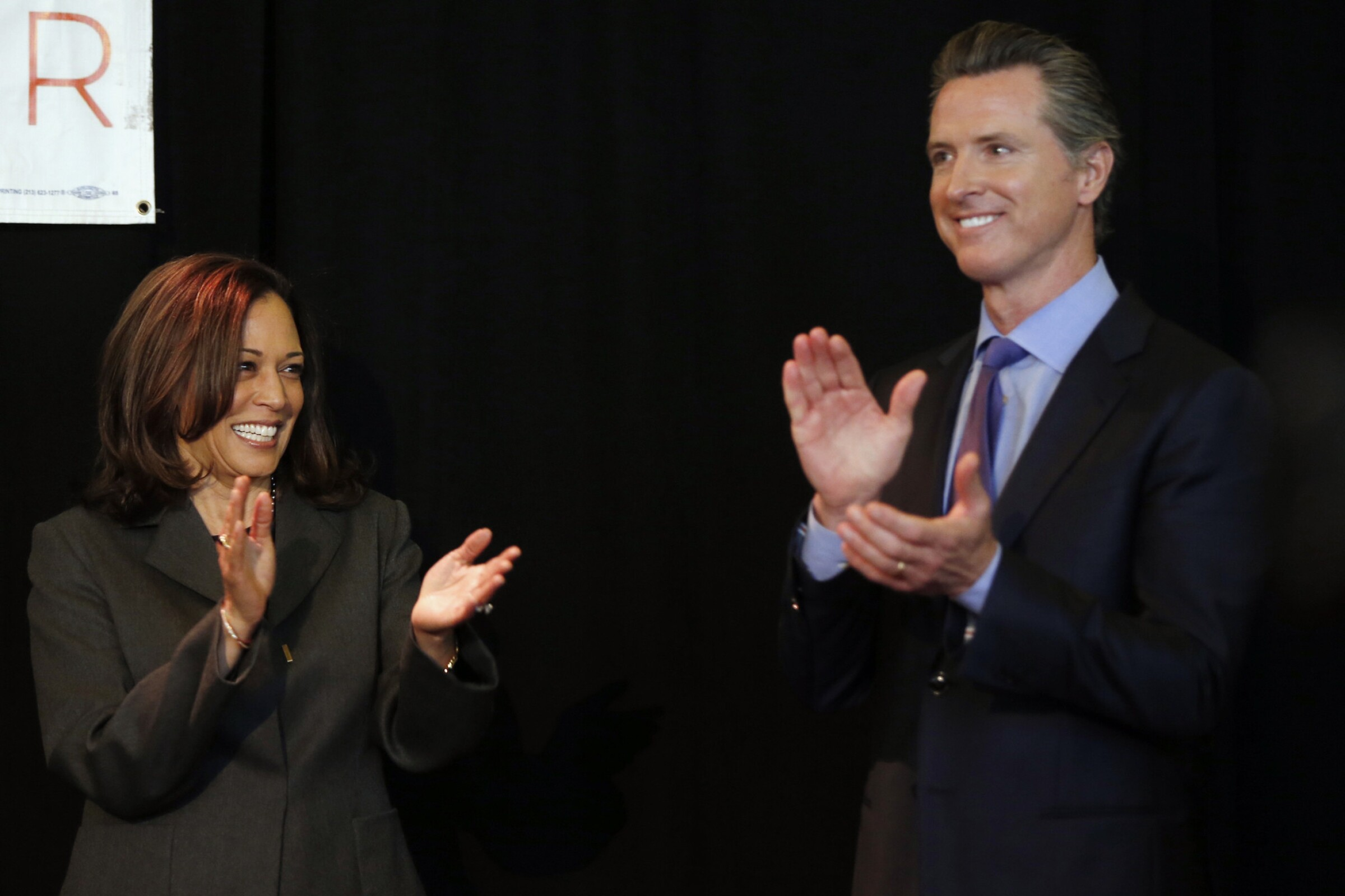 Who Will Be Kamala Harris Successor As California Senator Los Angeles Times