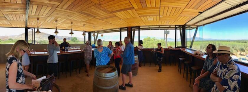 The Wine Pub wine tour