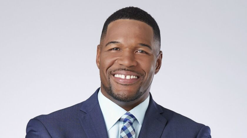 Michael Strahan and Sara Haines will co-host a new midday hour of