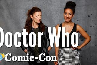 """""""Doctor Who"""" At Comic-Con 2017"""