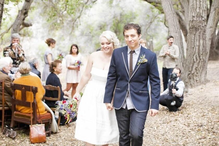 Star and Duncan O'Bryan's 2011 wedding