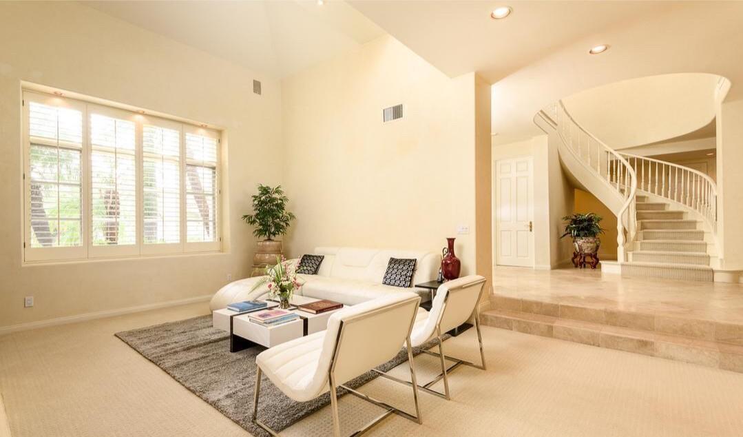 Serge Azria's Brentwood home
